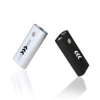 kanger evod twist venda por atacado-510 Tópico Vape bateria Toque Função 2019 mais novo 650mAh Com Variável Voltageand Pré-aqueça Magnetic 510 Bateria