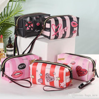Wholesale laser ship for sale - Group buy Waterproof Laser Cosmetic Bags Women Make Up Bag High Quality PVC Pouch Wash Toiletry Bag Travel Organizer