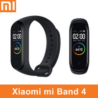 Wholesale apple watch bands original for sale - Group buy Original Xiaomi Mi Band Smart Bracelet Watch Wristband Miband OLED Touchpad Sleep Monitor Heart Rate Fitness Tracker
