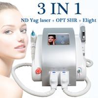 tratamento do enrugamento do laser venda por atacado-Remoção do tatuagem do laser do nd yag do laser do nd yag remoção do enrugamento do equipamento do salão de beleza do laser do yag do laser