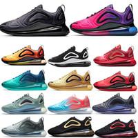 us12 homens correndo venda por atacado-2019 720 Sapatos Sneaker Running Shoes 72c Treinador Série Futura Upmoon Jupiter Cabin Venus Panda Sapatos Casuais Para Homens Mulheres Esporte Designer