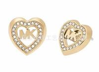 18k jade ohrringe bolzen großhandel-Brand New 925 Silber Designer Ohrringe Mode Frauen Echt Fotos Sterling Silber Ohrring Luxus Diamant Silber Ohrstecker Schmuck 6758