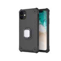 Wholesale pc case brackets for sale – best For Iphone Plus XS MAX XR PC TPU With Bracket Function Corner Thick Double Protection Case Cover