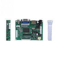 controlador vga al por mayor-HDMI + VGA + 2AV LCD Controller Board Kit para 7 AT070TN90 / AT070TN92 / AT070TN94