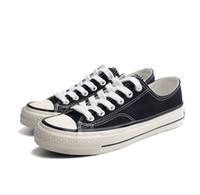 ingrosso vestito classico degli uomini-Top Classic conve1s2e Vendita calda Unisex LOW-Top Scarpe da donna in tela da uomo per adulto Scarpe allacciate Scarpe casual Sneaker scarpe