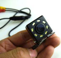 600TVL 12V Mini Rear View Security Camera Waterproof Anti Fog Mirror Car Video