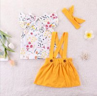venda amarilla niños de flores al por mayor-