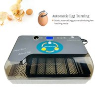 inkubator digital großhandel-Digital Automatic 4-35 Eggs Incubator Egg Hatching Machine Für Duck Bird Goose