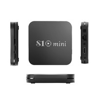 Wholesale android media player iptv for sale - Group buy 2019 hot selling S10 MINI TV BOX GB GB Quad Core Amlogic S905W Android Android Box Arabic IPTV Media Player P MXQ PRO TX3 X96 MINI