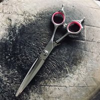 Wholesale hairdresser hair scissors resale online - Japan Hot quot HERCULES quot Professional Hairdresser Hair Cutting Scissors High Quality Barber Shop Hairdressing Salon Shears H