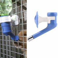 Wholesale water bottle fountain for sale - Group buy Convenient Cat Dog Hanging Bottle Water Dispenser Pet Water Drinking Head Dispenser Fountain Feeder Hot Sale