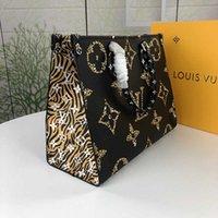 Wholesale gorgeous women handbags resale online - 18 colors large capacity luxury designer handbags gorgeous Genuine Leather women handbags in different colors