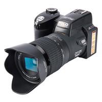professionelle digitalkameras dslr großhandel-Professionelle 33.0MP DSLR HD-Digitalkamera-Video-Unterstützung SD-Karte Optische, tragbare Hochleistung