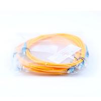 Wholesale simplex fiber resale online - 10pcs SC UPC Simplex mm PVC Single Mode Fiber Patch Cable Patch Cord