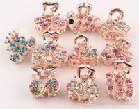 Wholesale tiara hairclip for sale - Group buy Baby Girls Crystal Hair Claws Hairpins Hair Accessories Women Hairclip Fashion Colorful Rhinestone Hair Jewelry Barrettes