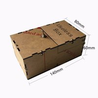 Wholesale geek gadgets for sale - Group buy Useless Box DIY Kit Useless Machine Birthday Gift Toy Geek Gadget gags Joke Broad game Tricky toys Fun Office Home Desk Decor