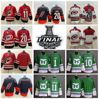 Wholesale kevin dineen jersey resale online - Men Kids Carolina Hurricanes Sebastian Aho Jersey Hockey Staal Red Black White Mike Liut Ron Francis Kevin Dineen Stanley Cup Finals Patch
