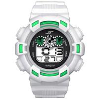 frete grátis led wristwatches venda por atacado-171SS Moda Relógios De Luxo de Alta Qualidade LED Relógio Eletrônico Alarme Esporte Relógios De Pulso frete grátis presente de aniversário