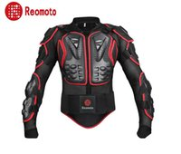 Wholesale xxl body suits resale online - Moto jacket motorcycle gear body armor bike motocross clothing race suit protection motorcycle jackets full body protection