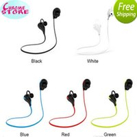 Wholesale bluetooth exercise earbuds for sale - Group buy QY7 Wireless earphone portable Earbuds Sports Running Fitness exercise Headsets Hands free Bluetooth headphones with Mic for smart phone