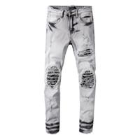 estilos do revestimento do jean venda por atacado-2019 Calças mens designer Navy army AF1 force jaquetas de Motor para homens Mulheres Jeans masculinidade Street estilo militar