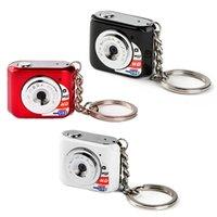 mini dv fotoğraf makinesi mikro sd kartı toptan satış-X3 Mini Kamera Taşınabilir DV HD 1280 * 720 Mikro Tiny Gizleme Video Kamera Açık TF Kart Hafıza Kartı Dijital Kamera