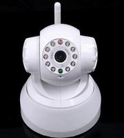 Wholesale outdoor webcam ip wifi for sale - Group buy CCTV Camera nightvision IR LED IR Webcam Web CCTV Camera WiFi Wireless IP Camera wireless Dual Audio