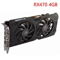 Wholesale used vga card resale online - Video Card RX GB Bit GDDR5 Graphics Cards for AMD RX series VGA Cards RX470 DisplayPort HDMI Used