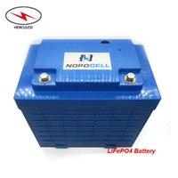 baterías solares de 12v gratis al por mayor-envío libre de la batería de litio ion de 12V 25Ah LiFePO4 / 30Ah baterías de ciclo profundo de 12V para energía solar