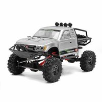 Wholesale ready brush resale online - RCtown Remo Hobby ST G WD Waterproof Brushed Rc Car Off road Rock Crawler Trail Rigs Truck RTR Toy Y200413