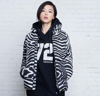 ingrosso zebra inverno cappotto-Originals Zebra Jacket M30477 Winter Coat