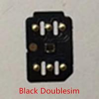 desbloquear iphone docomo al por mayor-DHL libre MÁS NUEVO Negro doble SIM Unlock IOS 13.x por US / T-Mobile, Sprint, Fido, DoCoMo otros portadores ONESIM GEVEY Turbo SIM