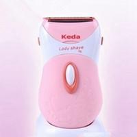 disk kullan toptan satış-Profesyonel Bayan Epilasyon Epilatör Saç Çıkarıcı Elektrikli Kadın Kadınlar için Epilasyon Bacak Tam Vücut Kullanımı Güzellik Araçları RRA975