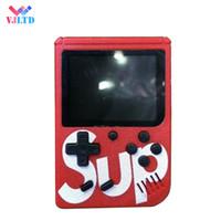 pap jogos venda por atacado-G4 Retro FC 8 Bit Handheld Mini Game Game Portáteis Jogadores Console 3 Tela LCD Textura Superfície Suporte TV-Out Melhor Presente PK PAP PXP3