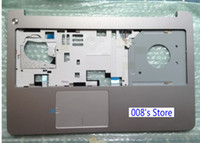 Wholesale lenovo ideapad keyboard resale online - New Cover For Lenovo IdeaPad U510 Palmrest Upper Keyboard Cover touchpad AP0SK000D00 Silver