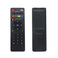 evrensel ir uzaktan toptan satış-Android TV Box Için evrensel IR Uzaktan Kumanda H96 pro / V88 / T95 Max / H96 mini / T95Z Artı / TX3 X96 mini Değiştirme Uzaktan Kumanda