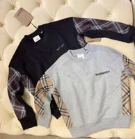 assassine kaufte neue jacke großhandel-Jacke Mantel Hoodie für Mädchen Gary Farbe Kind Kleidung Assassin Creed Hoodie für Kind Marke Kleidung für Baby Boy Kleid Herbst Winter neu arrivl
