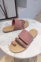zapatillas grises de hotel al por mayor-2019 Zapatillas de Mujer Baratas Por Rihanna Leadcat Fenty Rosa Negro Gris Blanco Zapatillas de Lana Con Caja de Zapatos 35-40
