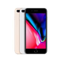 refurbished phone großhandel-Refurbished Original Apple Iphone 8 8 Plus mit Touch-ID entsperrt Telefon 64 GB 256 GB 12.0MP iOS 12 4,7 5,5 Zoll