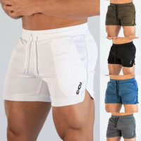 Mens Running Shorts Training Shorts Workout Bodybuilding Gym Sports Men Casual Clothing Male Fitness Jogging Training