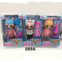 Wholesale puppets for resale online - 22CM Doll Normal Body and Joint Body With Sound Fashion IC Music Doll Gifts For Girls