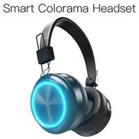 cubierta de auriculares bluetooth al por mayor-JAKCOM BH3 Smart Colorama Headset Nuevo producto en auriculares Auriculares como teléfono inteligente luchador 6 pulgadas i12 tws funda
