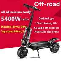 Wholesale off road tires for sale - Group buy Off road electric bike double drive with V W adult fast folding scooter inch road tire electric city folding bike