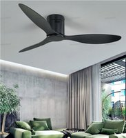 Wholesale industrial fans for sale - Group buy American Industrial Vintage Ceiling Fan without Lights with Remote Control Ventilador De Techo V Bedroom Inch Ceiling Fan LLFA