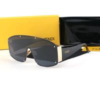 Wholesale pc glasses lens resale online - 2019 Luxury High Quality Classic Pilot Sunglasses Designer Brand Mens Womens Sun Glasses Eyewear Metal Glass Lenses with