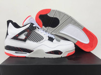 Wholesale lighting totem online - With Box s Pale Citron Mens Basketball Shoes Footwear IV Cushion White Black Light Crimson Designer Trainers Sneakers