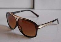 v marke sonnenbrille großhandel-Neue marke sonnenbrille für frauen unisex luxus louis v uitton sonnenbrille frauen 9013 marke designer sonnenbrille männer vintage sonnenbrille mit fall