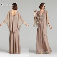 cbf0cd6923c Wholesale petite formal dresses mother bride online - Long A line Mother of  the Bride Dresses