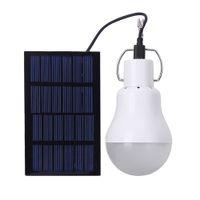 yüksek sıcaklık led aydınlatma toptan satış-Taşınabilir Güneş Enerjili LED Lamba Işık Açık Hava Etkinlikleri için Yüksek Sıcaklık Paramparça Direnci ile Acil Yeni Varış