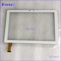 Wholesale touch digitizer for tablet resale online - New Touch Panel For inch MJK FPC tablet External capacitive Touch screen Digitizer Sensor replacement MJK FPC